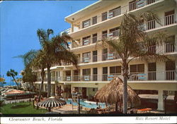 Ritz Resort Motel, 355 So. Gulfview Boulevard