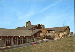 Salt Fork Lodge Postcard