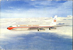 Portuguese Airways Boeing 707
