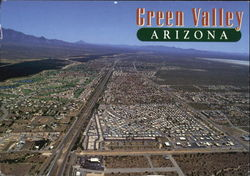 Green Valley Postcard