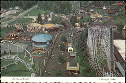 The Double Loop, Geauga Lake