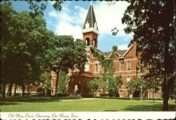 Old Main, Drake University Postcard