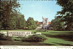 Administration Building, University of Evansville
