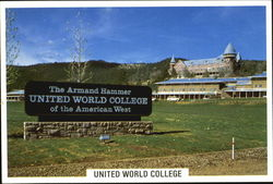 Armand Hammer United World College