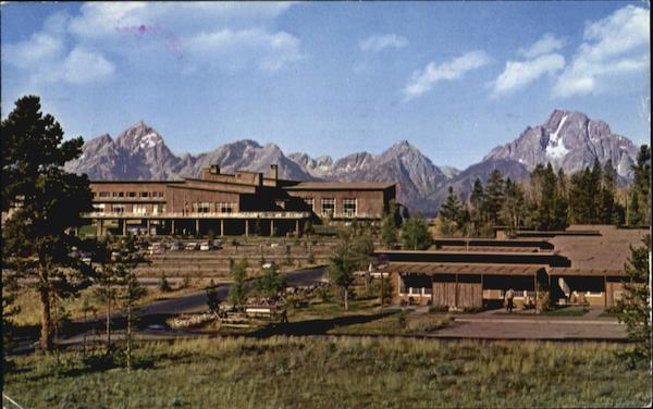 Jackson Lake Lodge, Grand Teton National Park, WY Jobs