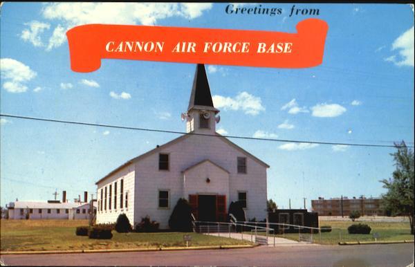 Cannon Air Force Base Hospital Clovis, NM