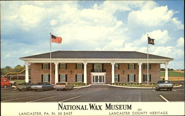 National Fax Museum Of Lancaster County Heritage, Rt. 30 East Pennsylvania