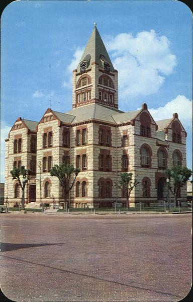 Erath Co. Court House Stephenville Texas