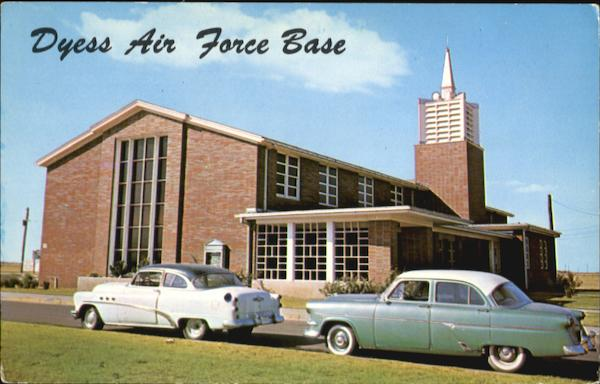 Dyes Air Force Base Abilene Texas