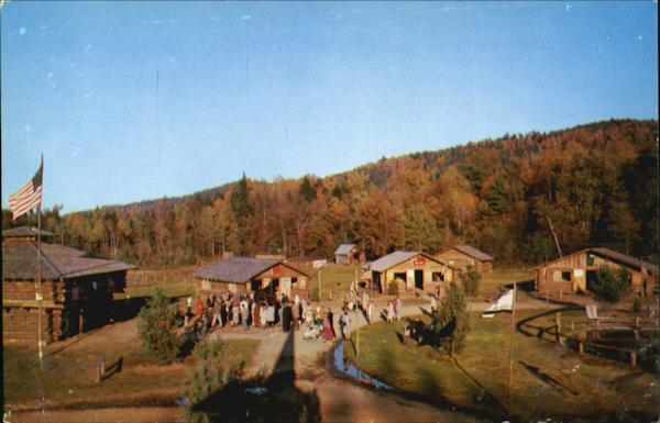 frontier town north hudson  ny