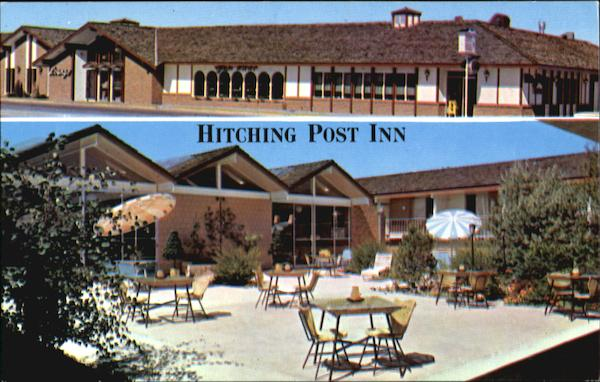 Hitching Post Inn, 1600 West Lincolnway Cheyenne Wyoming