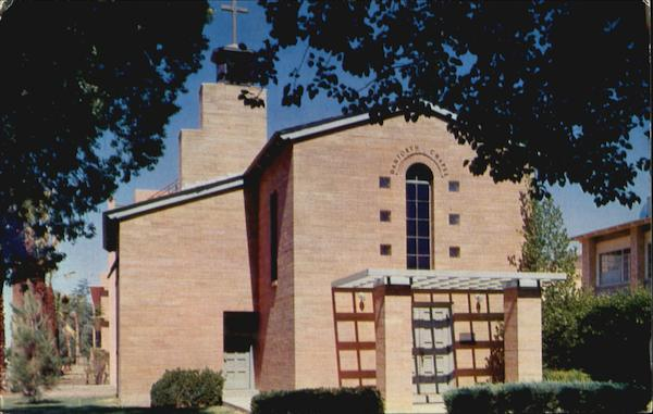 Danforth Chapel, Arizona State College Tempe