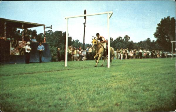 Jousting, P.O. Box 301 Waldorf Maryland