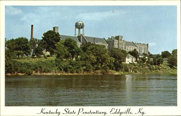 Kentucky State Penitentiary Eddyville Prisons