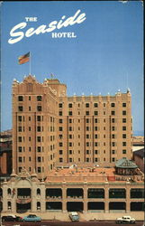 Seaside Hotel Postcard