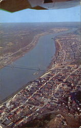 Aerial Of Maysville