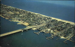 Aerial View Of Ocean City