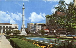Monument Square, Main Street