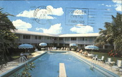 Town And Country Studio Apartment Hotel, 600 Coral Way