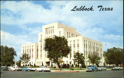 Lubbock County Court House