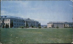 The Ordnance School And The Ordnance Board Headquarters Building Postcard