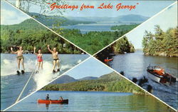 Greetings From Lake George