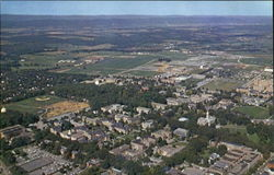 Aerial View Of Campus, Pennsylvania State University