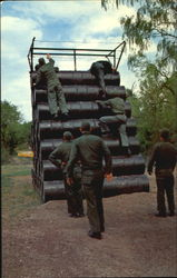 Lackland Air Force Base, Obstacle Course