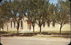 Panhandle-Plains Historical Society Museum, West Texas State College Campus