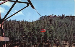 Big Rock Aerial Tramway, Black Hills