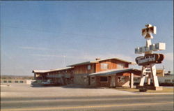 Motel Thunderbird, U. S. Highway 77 and U. S. Highway 60