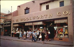 F. W. Woolworth Store