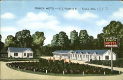 Tunica Motel, U. S. Highway 61