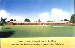 Paul E. And Mildred Martin Building