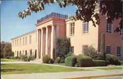 Matthews Library, Arizona State College