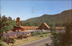 Kohl's Ranch Lodge, Payson on Hwy. 260