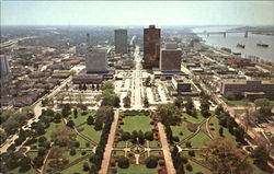 South View From The Louisiana Capitol