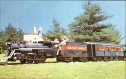The Santa Claus Railway And Motor Goose Land