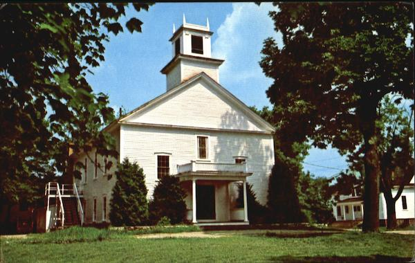 Boxborough Church Massachusetts