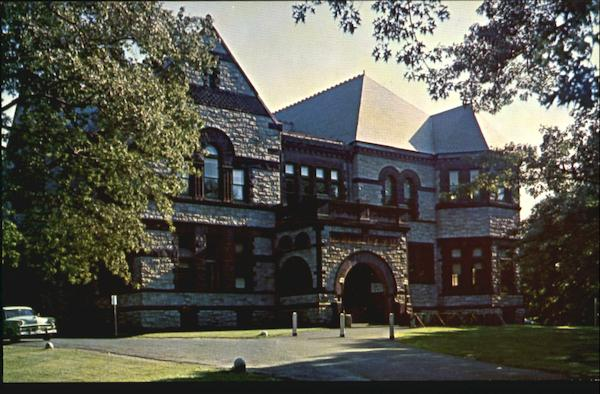 Forbes Library Northampton Massachusetts