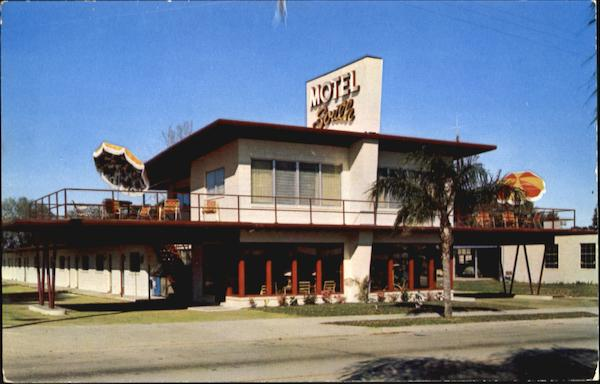 Motel South, 1820 N. Mills St. Orlando Florida