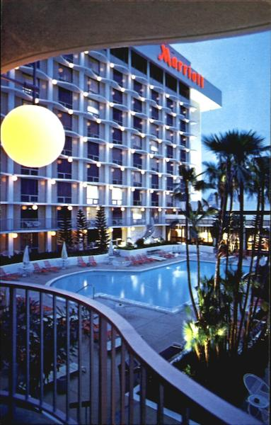 Miami Marriott Hotel, 1201 N.W. Lejeune Road Florida
