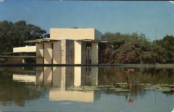 Administration Building, Florida Southern College Lakeland