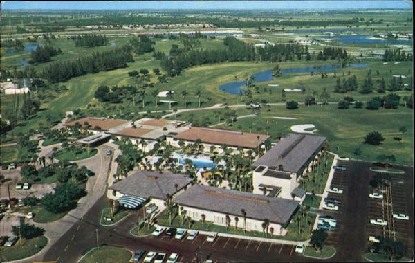 Miami Lakes Inn & Country Club, Palmetto Expressway and N. W. 154th St Florida
