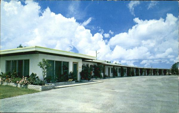 All States Motel, Route 1, Box 349 Clearwater Florida
