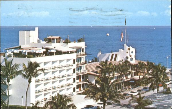 The Jolly Roger Hotel, Sunny Fort Fort Lauderdale Florida