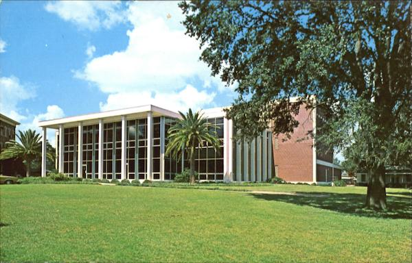 Merl Kelce Library Tampa Florida