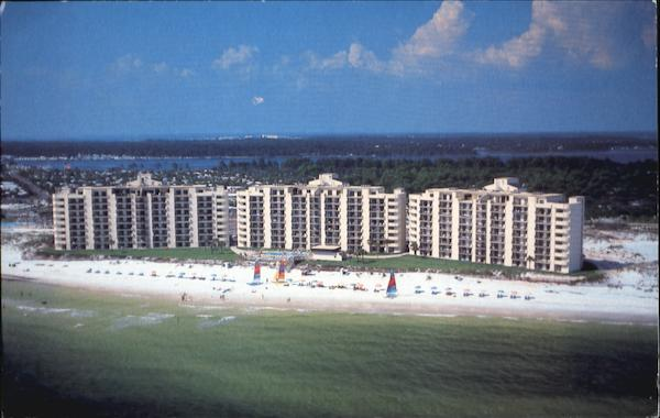 Moonspinner Condominiums Panama City Beach Fl