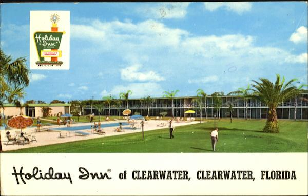 Holiday Inn Of Clearwater, 400 U. S. 19 South Florida
