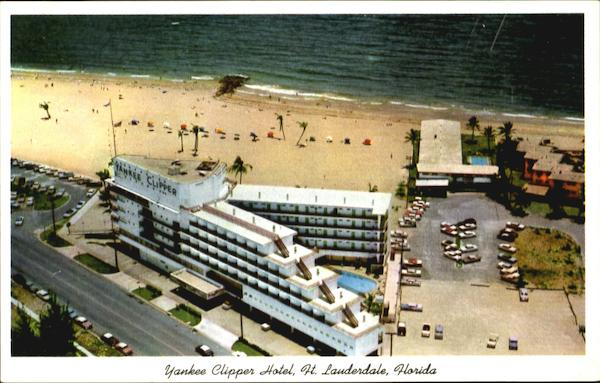 Yankee Clipper Hotel Fort Lauderdale Florida